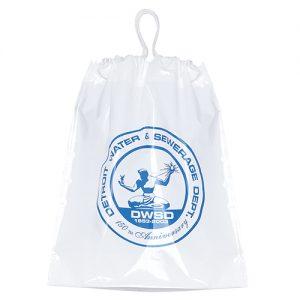 Cotton Draw Bag 12x16x 4