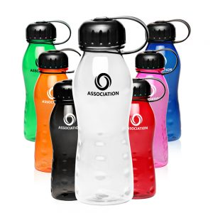 APC22 22 oz. Plastic Sports Bottles