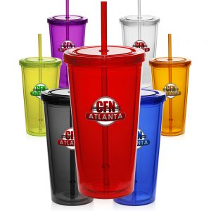 APG170 20 oz. Double Wall Acrylic Tumblers