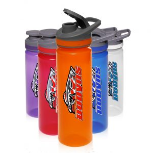 APG147 22 oz. Plastic Sports Bottles