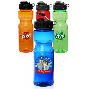 28 oz. Plastic Sports Bottles