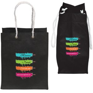 Mini Non Woven Tote Gift Bag