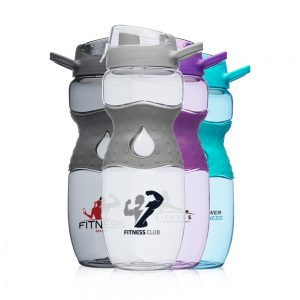 27 oz Heathrow Plastic Water Bottles AWB290