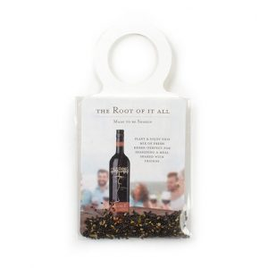 Seed Packet with Cardstock Wine Necker - Folding - SPAC-Necker