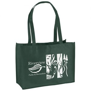 Franklin Reusable Tote Bags