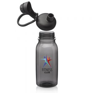 33 oz Plastic Sports Water Bottles with Spout Lid AWB344