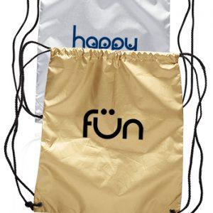 Shiny Classic Drawstring Backpacks ABPK10S