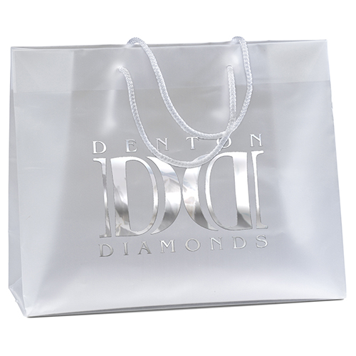 Scorpio Frosted Plastic Bag