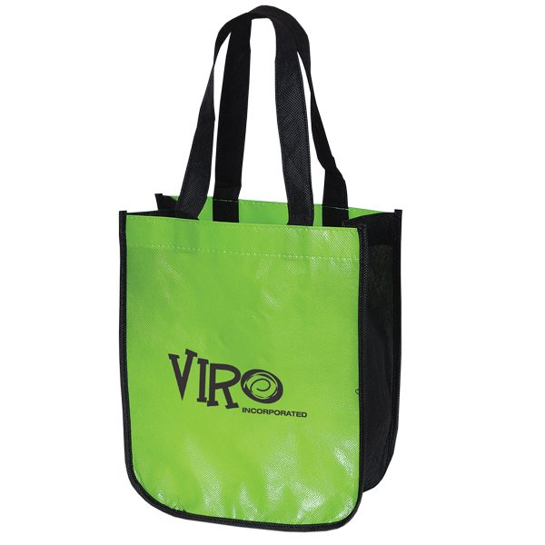 TO4511 Recycled Laminated Tote Bags Wholesale