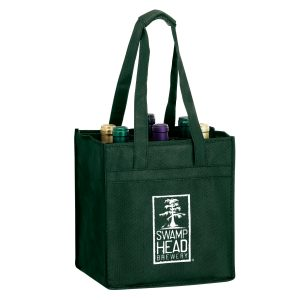 Vine6 Six Bottle Reusable Wine Bags