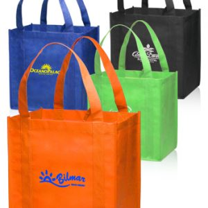 Small Non Woven Grocery Tote Bags