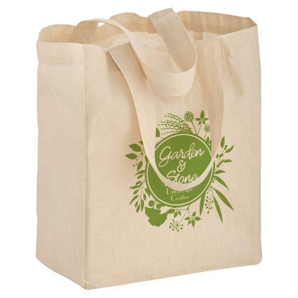 Cotton Canvas Tote Bag