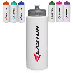 32oz HDPE Plastic Sports Water Bottles