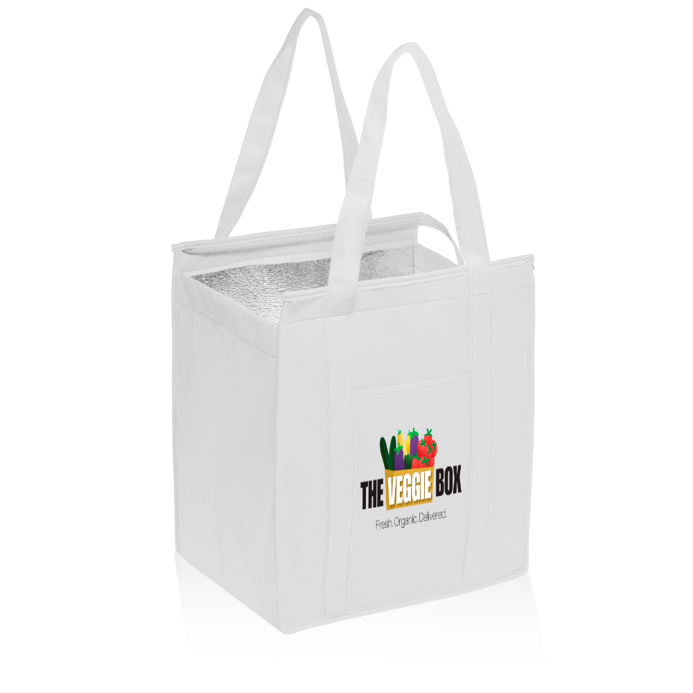Atot122 Non Woven Insulated Tote Bags