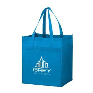 Y2KH131015 Heavy Duty Non Woven Grocery Tote Bag