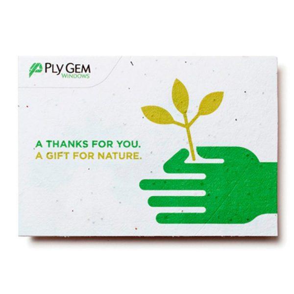 Seed Paper Card Medium