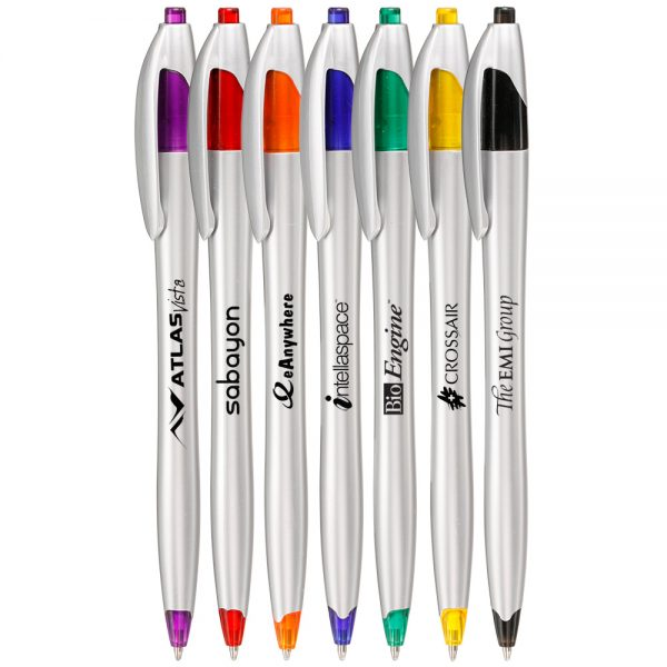Retractable Ballpoint Pens ABP5327A
