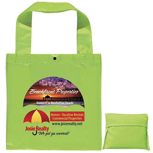 Green Shopping Bags Wholesale