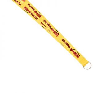 SUBLAN34-Dye Sublimation Sublimated Lanyards
