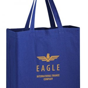 CNC13513 Color Cotton Canvas Tote Bag