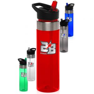 24 oz Tritan Plastic Water Bottles APG119