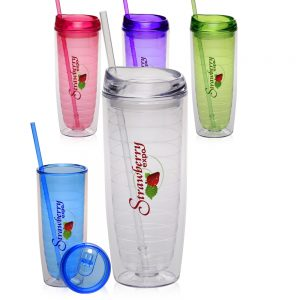 20 oz Tall Double Wall Orbit Acrylic Tumblers APG153