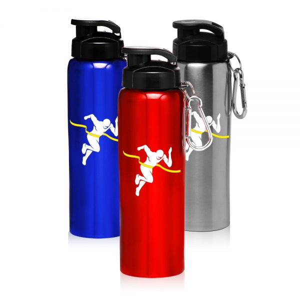 27 oz Sicilia Stainless Steel Sports Water Bottles ASB141