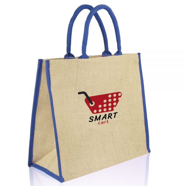 Fresno Eco Friendly Jute Tote Bags ATOT240