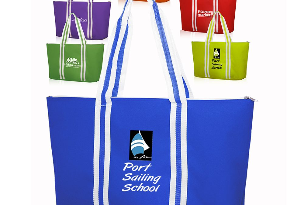 Polyester Canvas Reusable Bags