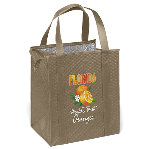 Reusable Recycled Insulated Cooler Bags