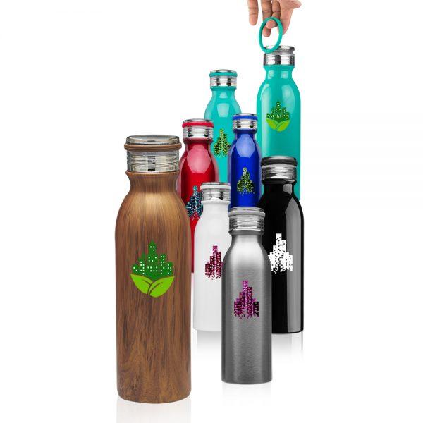 20 oz Echo Stainless Steel Water Bottles ASB239