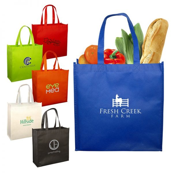 Fabulous Square Tote BG135 Reusable Bags