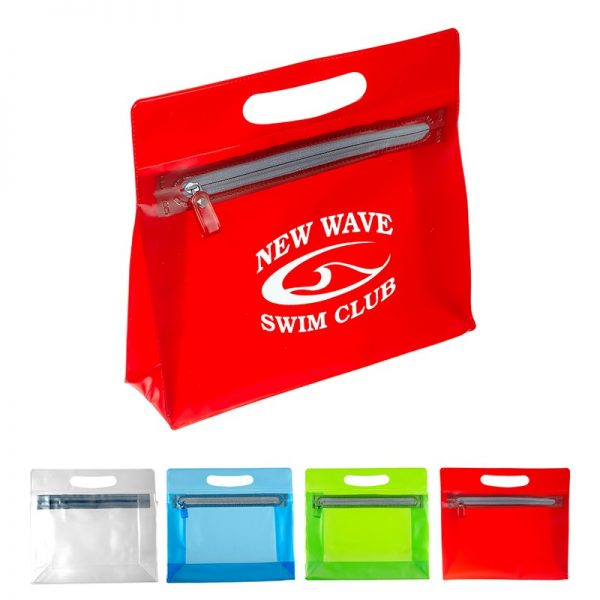 PVC Pouch With Handle PL-1445