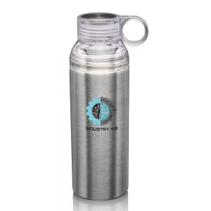 15 oz Handler Stainless Steel Vacuum Water Bottle ASB241
