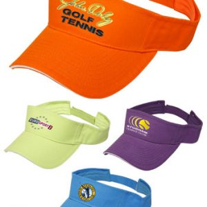Bright Color Sandwich Visors ACAP42